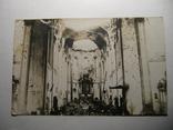 Старая открытка храм, фото №2