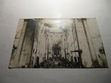 Старая открытка храм, фото №9