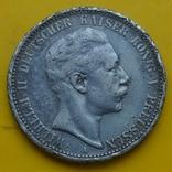 2 марки, Пруссия, 1901г., фото №2