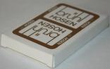 """Игральные карты """"Brühl Hosen"""" (полная колода,32 листа) BSS.,Германия, фото №4"""