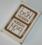 """Игральные карты """"Brühl Hosen"""" (полная колода,32 листа) BSS.,Германия, фото №5"""