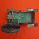 Трактор игрушка СССР, фото №7