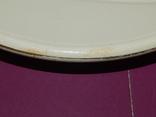 Блюдо диаметр 24,5 Буды клеймо 67-1991г, фото №12