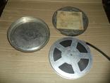 Кинопленка 16 мм кинопособие Специальный выпуск Сердечная встреча на земле Чехословакии, фото №2