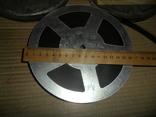 Кинопленка 16 мм кинопособие Специальный выпуск Сердечная встреча на земле Чехословакии, фото №3