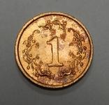 1 цент, 1980 г Зимбабве, фото №2