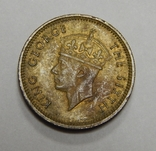 5 центов, 1950 г Гон-Конг, фото №3