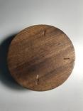 Круглая деревянная коробочка, фото №5