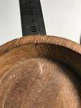 Круглая деревянная коробочка, фото №8