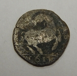 Монета средневековой Европы, 1611 г, фото №3