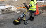 Продам георадар Akula 9000C, геосканер полный комплект для поиска, фото №5