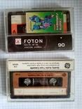 2 Аудиокассеты 90ых, фото №4