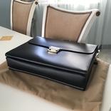 Портфель деловой кожаный, фото №3
