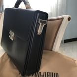 Портфель деловой кожаный, фото №4