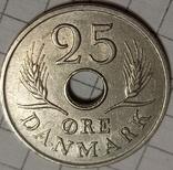 Дания 25 оре 1967, фото №2
