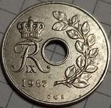 Дания 25 оре 1967, фото №3