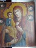 Ікона божої матері троєручниці, фото №3