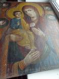 Ікона божої матері троєручниці, фото №5