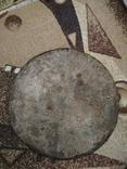 Крышка от немецкой бочки 1942 год.Рейх.Вермахт., фото №3