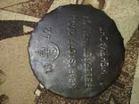 Крышка от немецкой бочки 1942 год.Рейх.Вермахт., фото №5