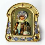 Икона Св. Равноапостольная княгиня Ольга, фото №3