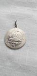 Серебряные медальоны 800 пробы, фото №4