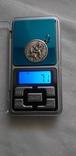 Серебряные медальоны 800 пробы, фото №6