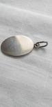 Серебряные медальоны 800 пробы, фото №9