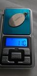 Серебряные медальоны 800 пробы, фото №10