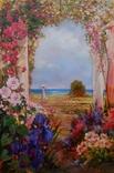 """Garden"" 40 x 60 ( 2018), фото №2"