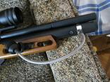Пневматическая винтовка Эдган Матадор стандарт. Буллпап.Кал. 6.35, фото №11