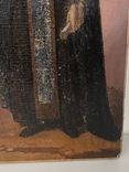 Икона Михаил и Святая, фото №8