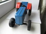Трактор заводной. Завод Ватутина 1985 г., фото №4
