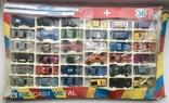 Набор машинок из 90-х (комплект, 36 штук), фото №2