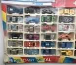 Набор машинок из 90-х (комплект, 36 штук), фото №3