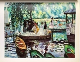 Impressionism Mark Powell-Jones, фото №11