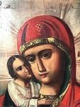 Икона Владимирской Божьей матери, фото №4