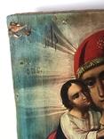 Икона Владимирской Божьей матери, фото №5