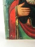 Икона Владимирской Божьей матери, фото №6