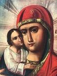 Икона Владимирской Божьей матери, фото №9