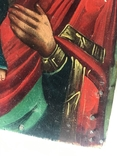 Икона Владимирской Божьей матери, фото №11
