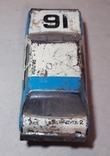 Инерционная Машинка РАДУГА - 2 РАЛЛИ из СССР, фото №7