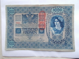 1000 крон 1902 г., фото №2
