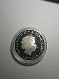 Австралия 1 доллар 2011 Королевская Свадьба, фото №4