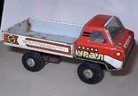 Машинка грузовик Урал,Совтрансавто,игрушка СССР, фото №2