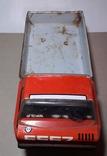 Машинка грузовик Урал,Совтрансавто,игрушка СССР, фото №8