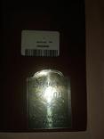 """Икона в серебряном окладе """"Георгий Победоносец побеждающий Змия"""" Греция, фото №5"""