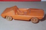 Машинка Дутыш из СССР длина 21 см., фото №2