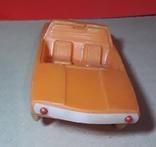 Машинка Дутыш из СССР длина 21 см., фото №3