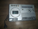 Электроника р-403 приемник с электронными часами, фото №2